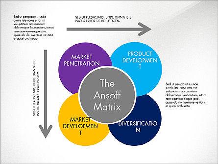 Ansoff Matrix, Slide 2, 03494, Business Models — PoweredTemplate.com
