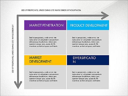 Ansoff Matrix, Slide 5, 03494, Business Models — PoweredTemplate.com