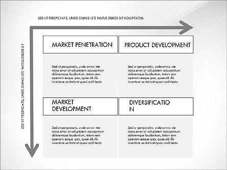 Ansoff Matrix, Slide 6, 03494, Business Models — PoweredTemplate.com