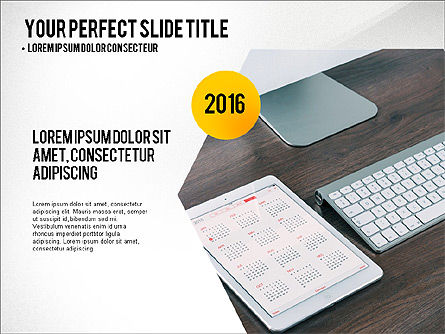 Presentation Templates: Project Results Presentation Concept #03497