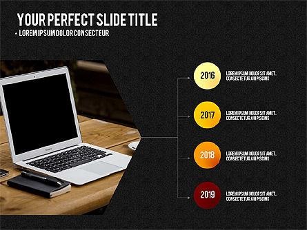 Project Results Presentation Concept, Slide 11, 03497, Presentation Templates — PoweredTemplate.com