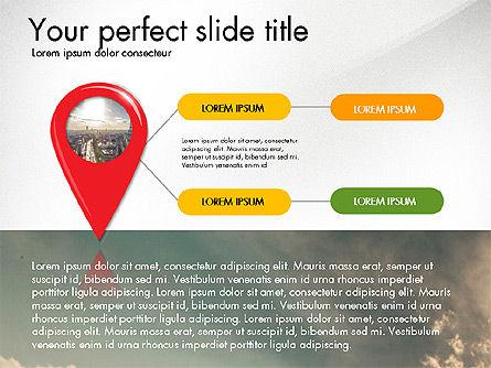 Travelling Presentation, Slide 3, 03501, Presentation Templates — PoweredTemplate.com