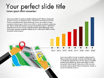 Travelling Presentation, Slide 4, 03501, Presentation Templates — PoweredTemplate.com