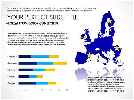 Country Comparison Presentation Template, Slide 3, 03502, Presentation Templates — PoweredTemplate.com
