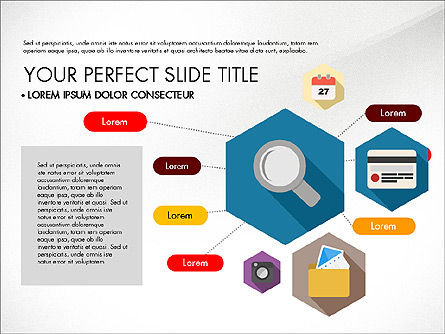 Presentation Templates: Document Management Presentation Concept #03503