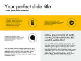 Presentation Templates: Grid Layout Presentation Concept #03505