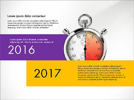 Presentation Templates: Tijd en geld presentatieconcept #03508