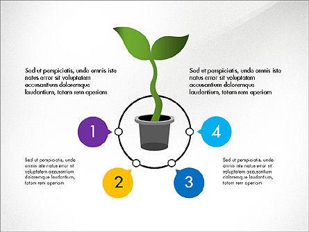 Time and Money Presentation Concept, Slide 2, 03508, Presentation Templates — PoweredTemplate.com