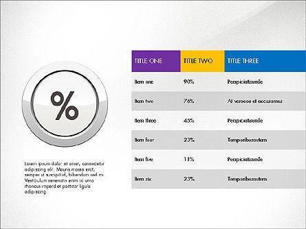 Time and Money Presentation Concept, Slide 4, 03508, Presentation Templates — PoweredTemplate.com