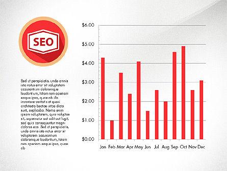 SEO Diagram, Slide 3, 03511, Presentation Templates — PoweredTemplate.com