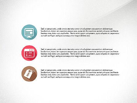 SEO Diagram, Slide 4, 03511, Presentation Templates — PoweredTemplate.com