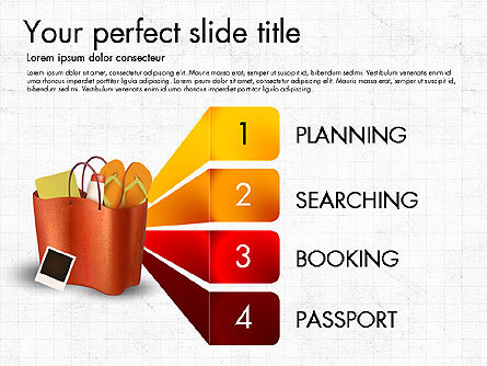 Vacation Planning Presentation Concept, Slide 2, 03512, Presentation Templates — PoweredTemplate.com