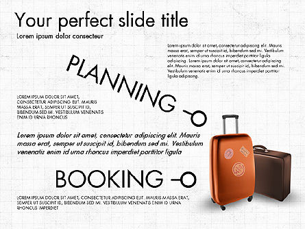 Vacation Planning Presentation Concept, Slide 4, 03512, Presentation Templates — PoweredTemplate.com