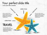 Presentation Templates: Vacation Planning Presentation Concept #03512