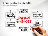 Business Models: Persoonlijke financiën diagram #03515