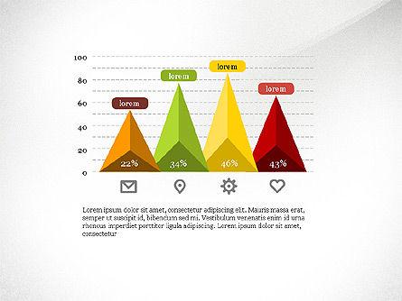 Minimalistic Presentation Concept, Slide 2, 03516, Presentation Templates — PoweredTemplate.com