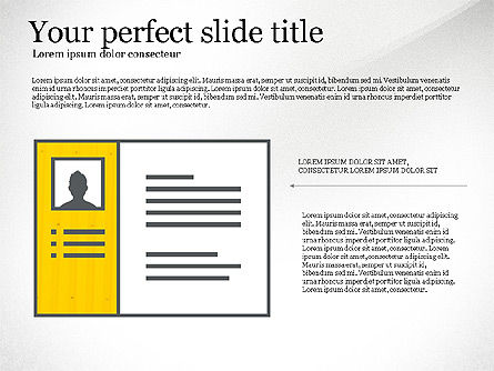 UX Design Concept, Slide 2, 03525, Business Models — PoweredTemplate.com