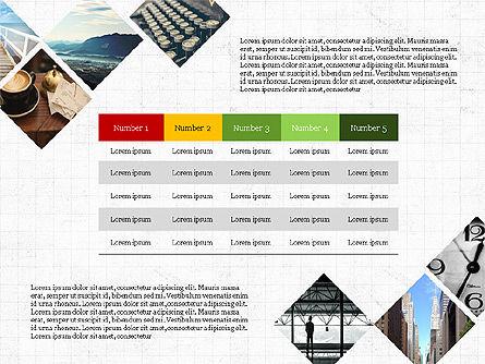 USA Presentation Concept, Slide 2, 03526, Presentation Templates — PoweredTemplate.com