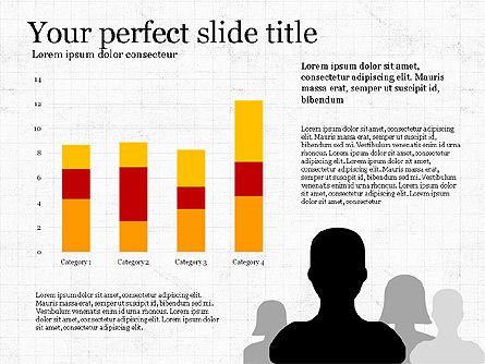 USA Presentation Concept, Slide 3, 03526, Presentation Templates — PoweredTemplate.com