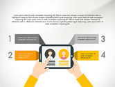 Presentation Templates: Personal Performance Presentation Concept #03527