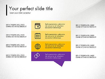 Flat Designed Fresh Presentation Concept, Slide 3, 03535, Presentation Templates — PoweredTemplate.com