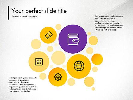Flat Designed Fresh Presentation Concept, Slide 4, 03535, Presentation Templates — PoweredTemplate.com