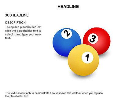 Billiards Shapes and Diagrams, Slide 2, 03547, Shapes — PoweredTemplate.com
