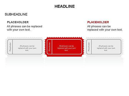 Postage Stamp Shapes Slide 2