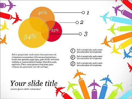Flight Infographics Slide 2