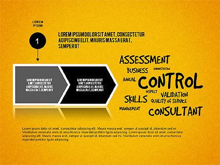Financial Audit Presentation Concept, Slide 10, 03598, Presentation Templates — PoweredTemplate.com