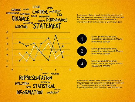 Financial Audit Presentation Concept, Slide 13, 03598, Presentation Templates — PoweredTemplate.com