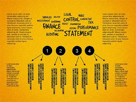 Financial Audit Presentation Concept, Slide 14, 03598, Presentation Templates — PoweredTemplate.com