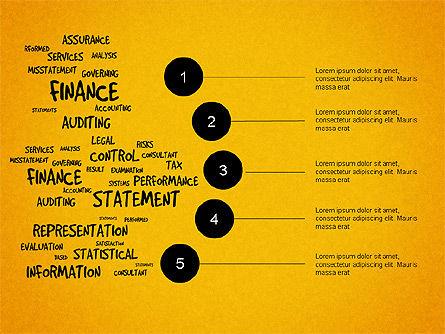 Financial Audit Presentation Concept, Slide 16, 03598, Presentation Templates — PoweredTemplate.com