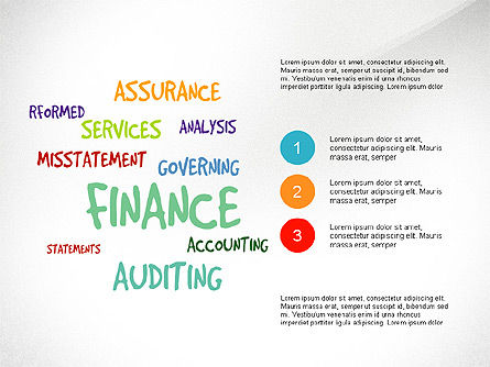Financial Audit Presentation Concept, Slide 7, 03598, Presentation Templates — PoweredTemplate.com