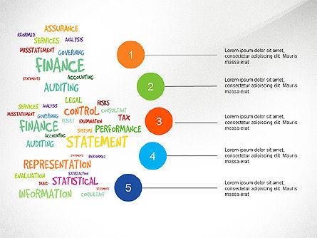Financial Audit Presentation Concept, Slide 8, 03598, Presentation Templates — PoweredTemplate.com