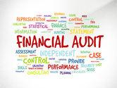 Presentation Templates: Financial Audit Presentation Concept #03598