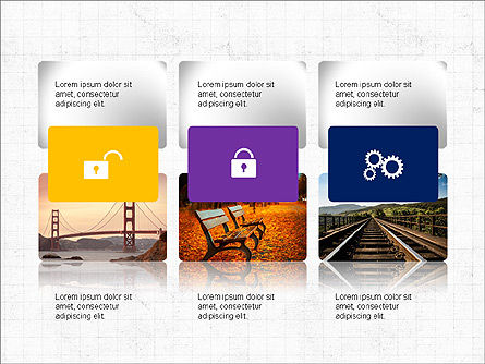 Industry Related Presentation Concept, 03607, Presentation Templates — PoweredTemplate.com
