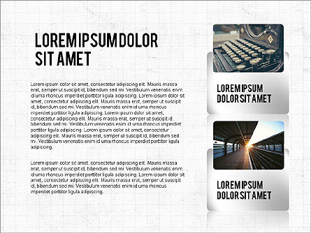 Industry Related Presentation Concept, Slide 4, 03607, Presentation Templates — PoweredTemplate.com
