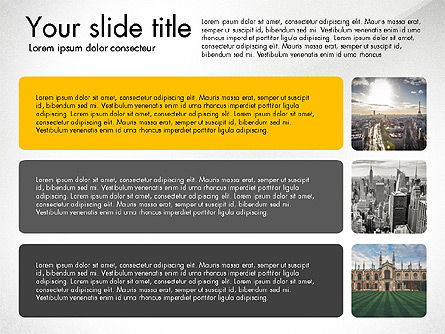 Presentation Template with Photos, Slide 2, 03613, Presentation Templates — PoweredTemplate.com