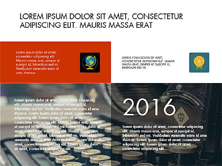 Presentation Templates: Concept de présentation de la technologie moderne #03614