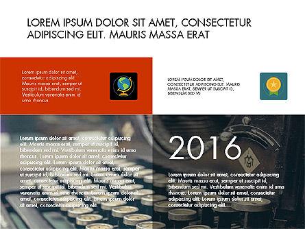 Presentation Templates: Modern Technology Presentation Concept #03614