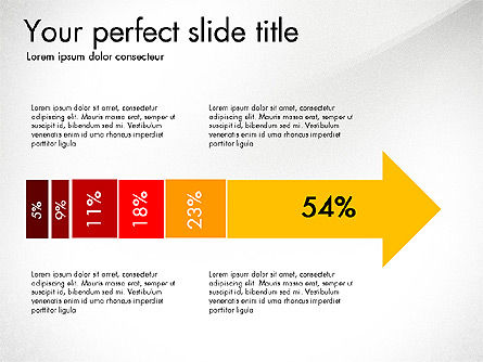 Smart Report Concept, Slide 2, 03620, Presentation Templates — PoweredTemplate.com