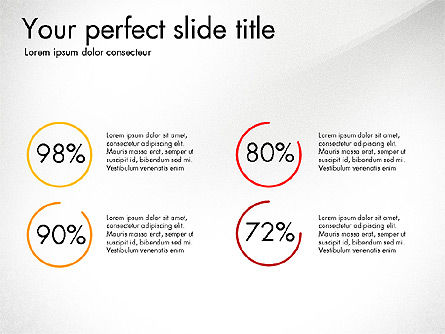 Smart Report Concept, Slide 3, 03620, Presentation Templates — PoweredTemplate.com