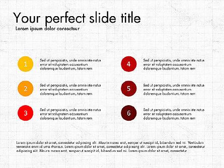 Business Focused Presentation Template, Slide 2, 03627, Presentation Templates — PoweredTemplate.com
