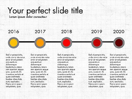 Business Focused Presentation Template, Slide 3, 03627, Presentation Templates — PoweredTemplate.com
