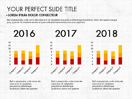 Business Infographics with Charts, Slide 4, 03635, Infographics — PoweredTemplate.com