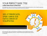 Business Infographics with Charts#6