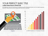 Business Infographics with Charts#8
