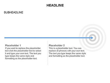goal timeline for powerpoint presentations download now 03677