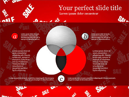Sales Report, Slide 2, 03694, Presentation Templates — PoweredTemplate.com